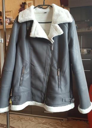 Куртка авиатор
