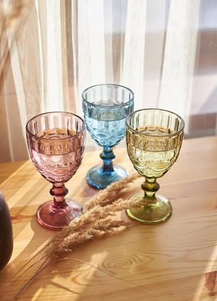 """Набір бокалів для вина """"vintage"""""""
