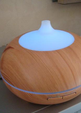Увлажнитель воздуха аромадиффузор gsmin low vase. акция4=5