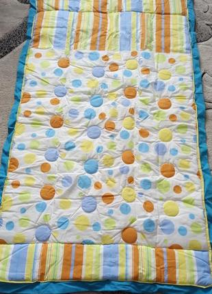 М'ягенький матрасик у дитяче ліжечко