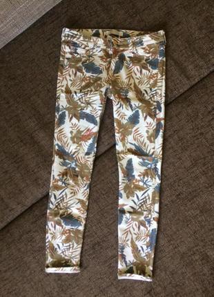 Новые штаны zara размер s