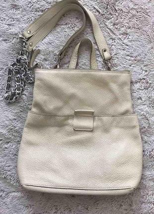 Рюкзак,натуральная кожа