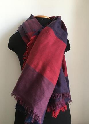 Великий шарф хустка в квадрат tally weijl