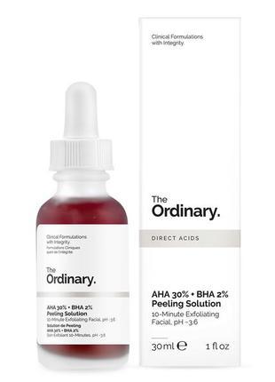 Пилинги the ordinary ретинол молочная кислота гиалуроновая кислота масло ниацинамид