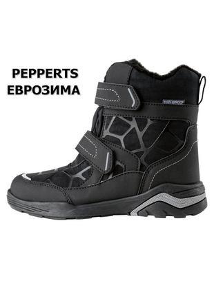 Термосапоги зима pepperts  32