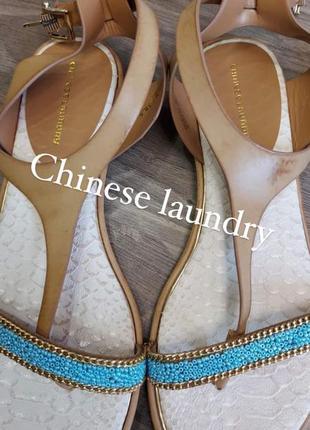 Chinese laundry, босоніжки