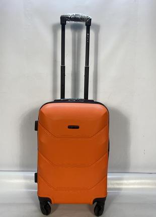 Чемодан 147-s (малый) оранжевый