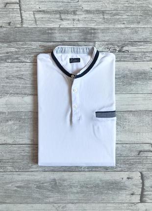 Мужская футболка поло paul kehl