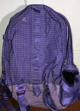 Рюкзак nike. nike acg karst 40 backpack