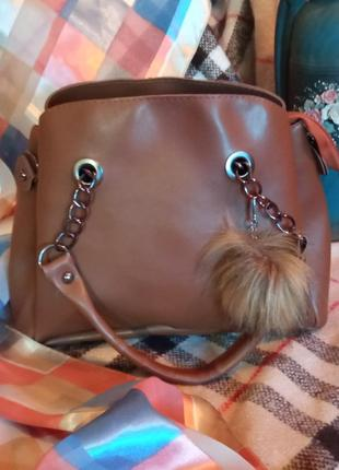 Стильная  женская сумка 978-5