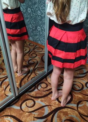Модная юбка куколка