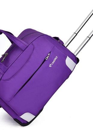 (35*56*28 )дорожня сумка на колесах відмінна якість