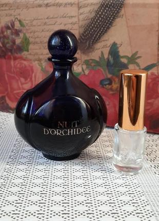 La nuit de orchidee