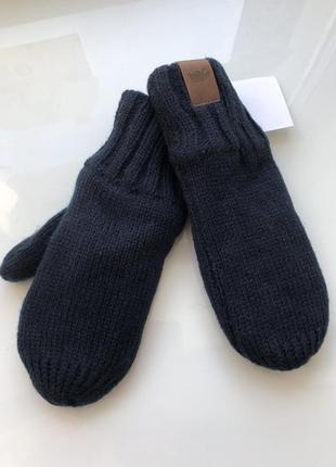Варежки (рукавицы) h&m 2-4 года (98-104см)