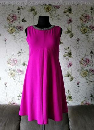 Плаття,колір фуксія