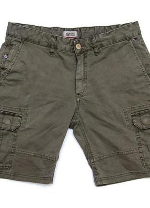 Мужские шорты tommy hilfiger cargo freddy. размер 32