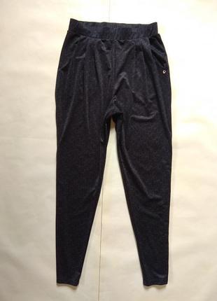 Эластичные спортивные штаны бойфренды active by tchibo, м размер.