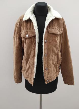 Куртка , искусственный мех