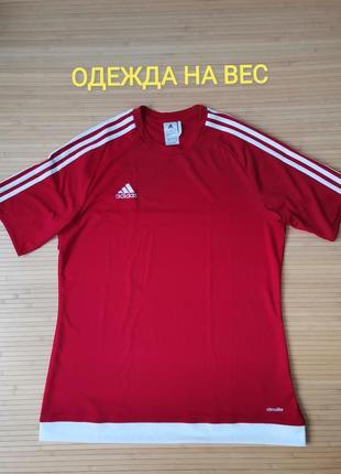 Adidas climalite легкая  футболка оригинал - l