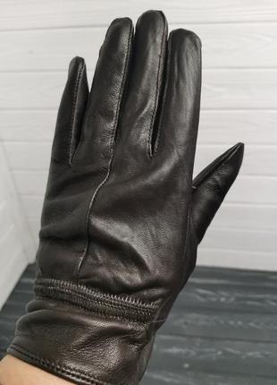 Классные кожаные перчатки