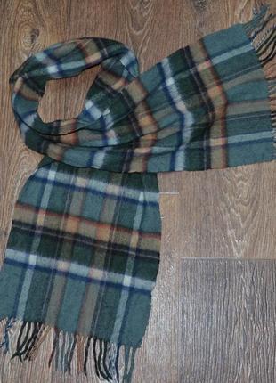 Кашемировый шарф. германия 100% кашемир