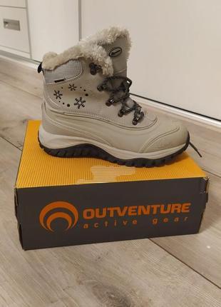 Зимние ботинки outbenture, 37 размер