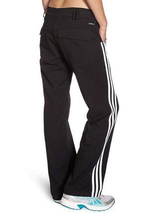 Спортивные брюки adidas оригинал, прямые спортивные штаны