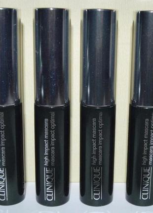 Clinique high impact mascara (миниатюра) 3.5 мл