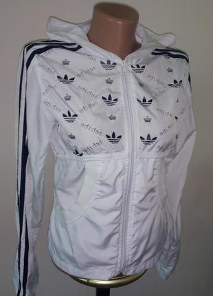 Ветровка, кофта adidas,р.s