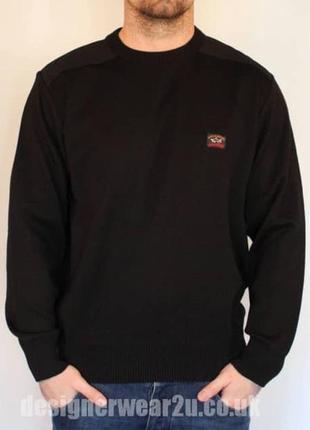 Шикарный оригинальный свитер paul & shark