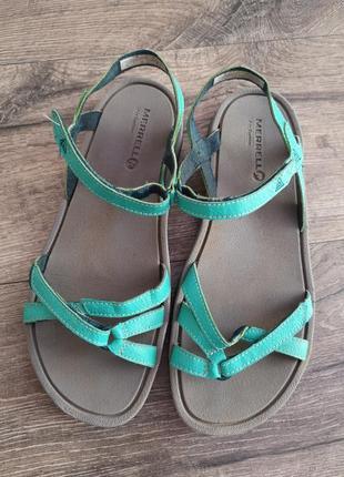 Спортивные сандалии босоножки merrell usa 8 eur39