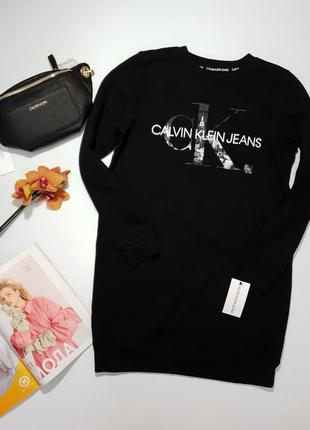 Продам платье свитшот calvin klein