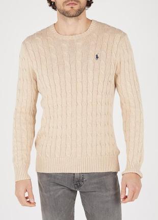 Оригинальный стильный свитер polo ralph lauren