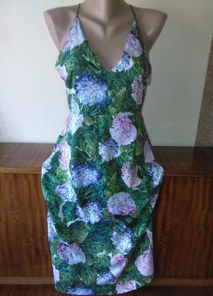 Суперкруте плаття гортензія