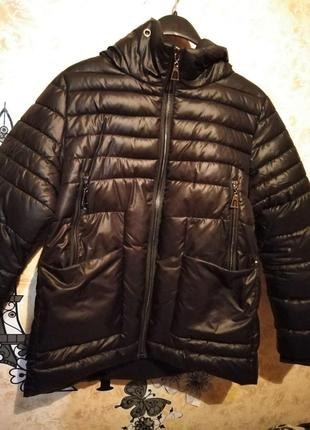 Куртка с утеплителем тинсулейт😍