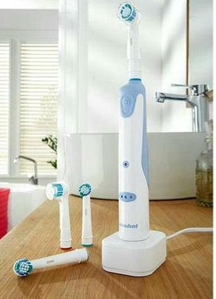 Електрична зубна щітка nevadent