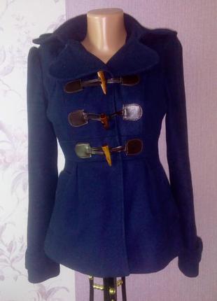 Куртка,полупальто, пиджак uk8, eu36. new look
