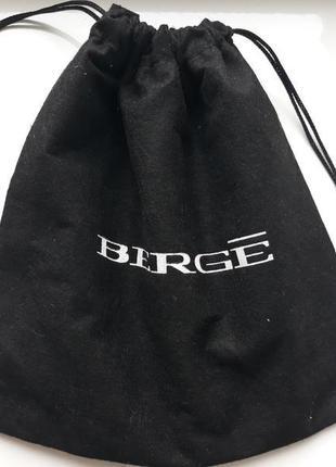 Органайзер для хранения, мешок, пыльник, для украшений berge италия, мішочок для прикрас