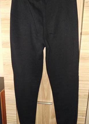 Споптивные штаны с начесом