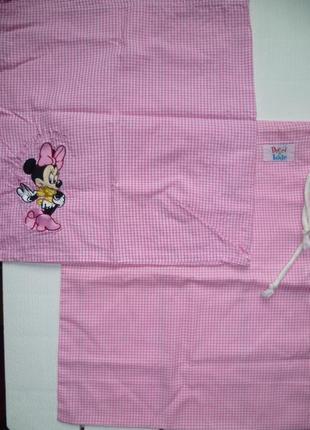 Органайзер для одежды, набор мешков, пыльник для одежды, мішок для одягу, для девочки