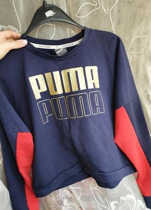 Свитшот puma оригинал