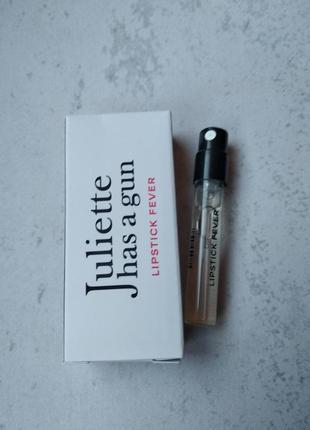 Пробник juliette has a gun lipstick fever