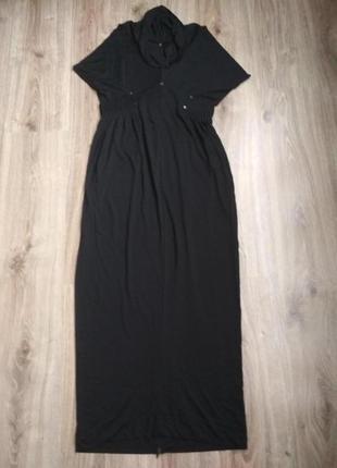 Трикотажное платье трансформер