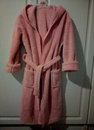 Детский махровый халат от 86 до 128 размера!!!
