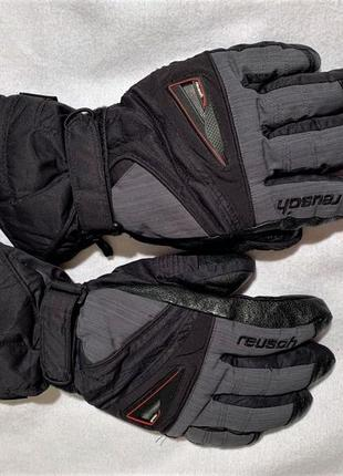 Reusch горнолыжные мужские перчатки