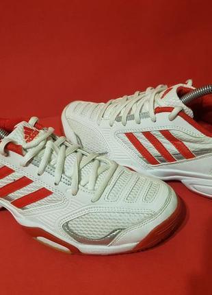 Adidas performance opticourt ligra w 38р. 24см кросівки волейбол, гандбол, теніс