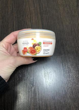 Маска для волос «витаминный комплекс» 125 мл