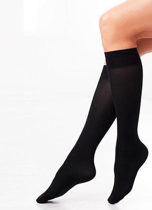 Комплект 3 пари! капронові носки tchibo, 40 ден