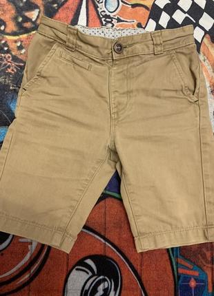 Стильные шорты george 3-4 года
