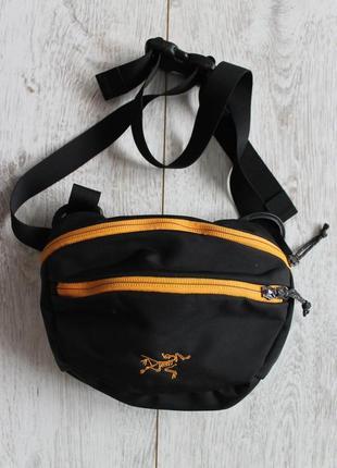 Трекинговая сумка поясная сумка банака arcteryx оригинал
